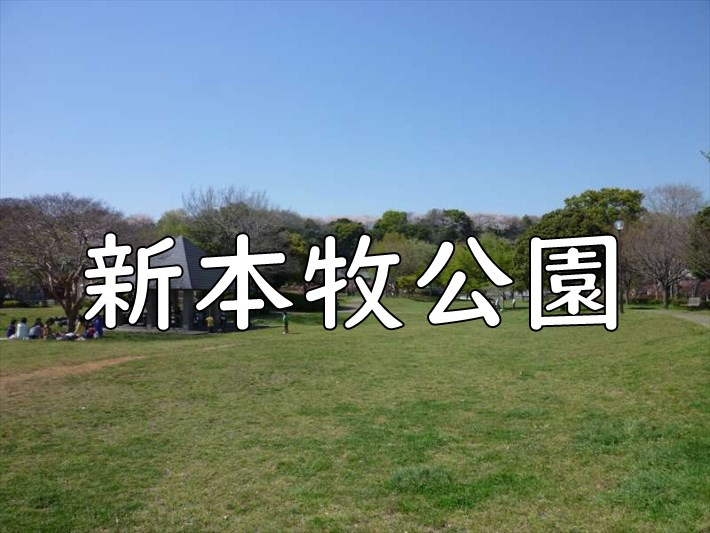 新本牧公園