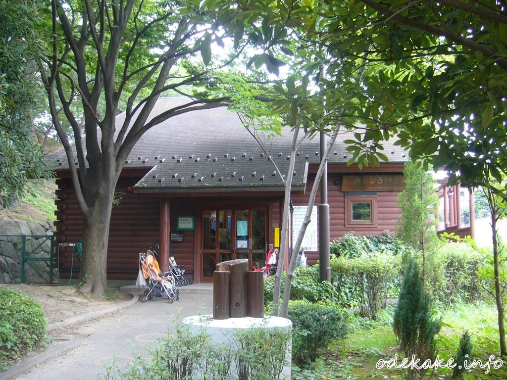 洋光台駅前公園こどもログハウス