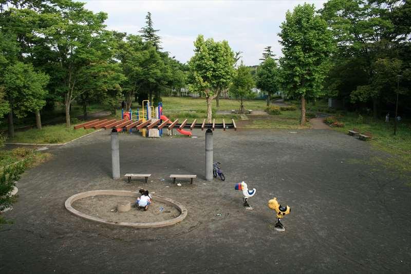 上白根大池公園