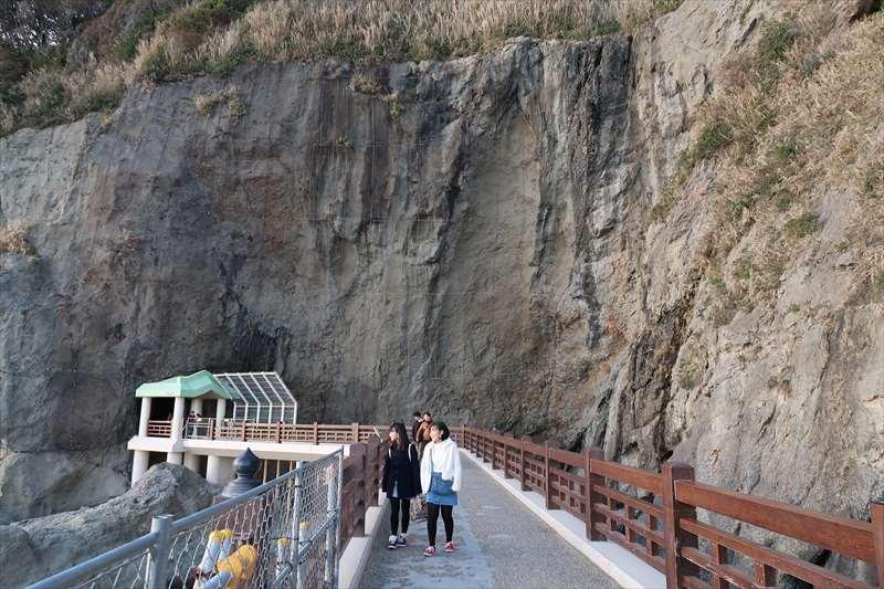 第二岩屋への橋