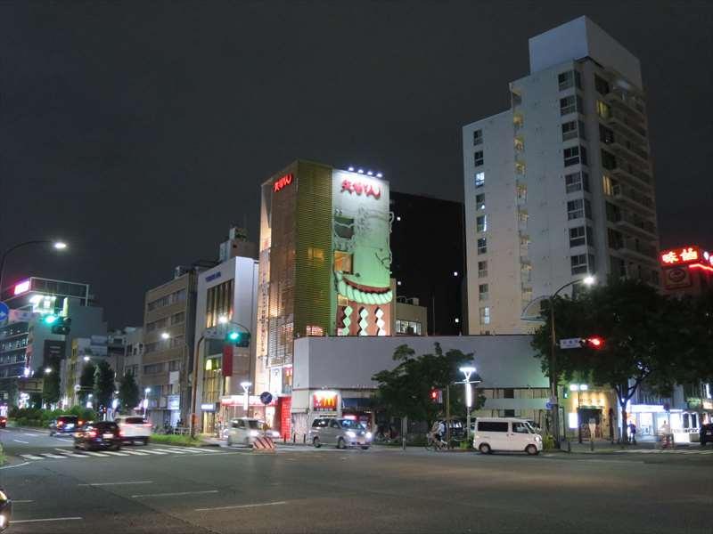 矢場町交差点