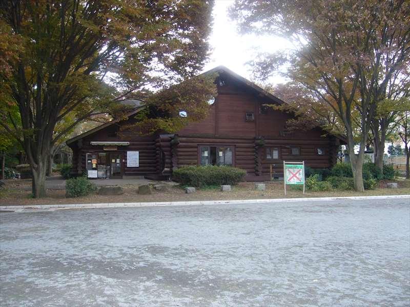 瀬谷中央公園こどもログハウス