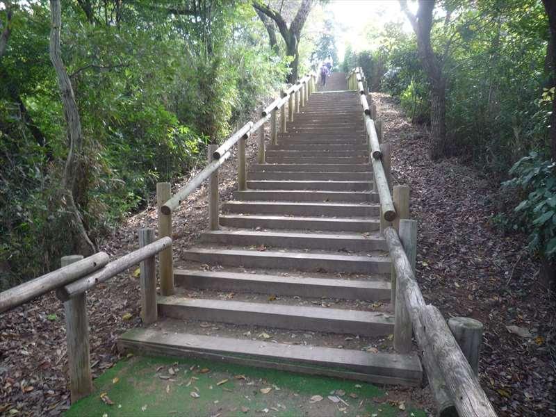 坂道(階段)