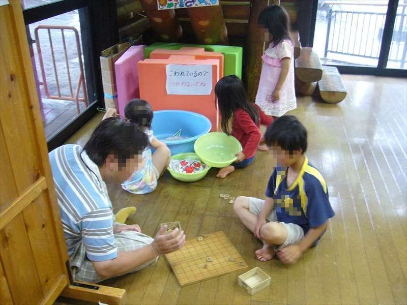 将棋、魚釣りゲーム
